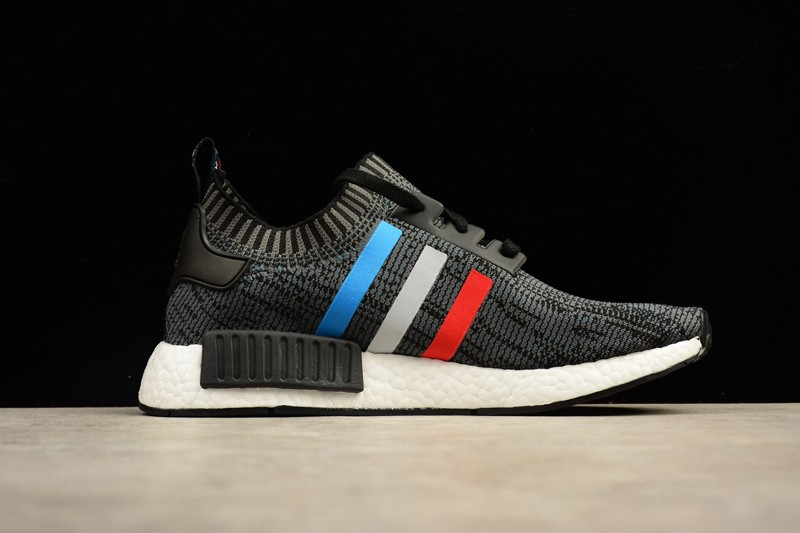 3569c460c2f Adidas NMD R1 PK Core Black Core Red Footwear White BB2887 Trainers ...