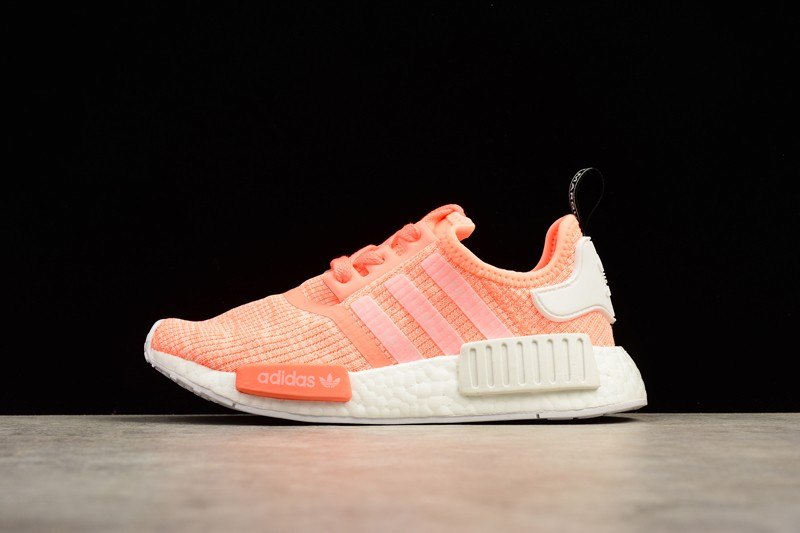 1f6fd63966e9 Adidas Wmns NMD R1 Sun Glow Orange White BY3034 For Sale