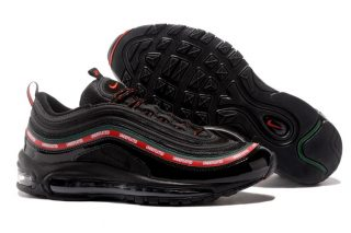 6e653a114b1a New Release Nike Air Max 97 Black White-Black Men s Sports Life ...
