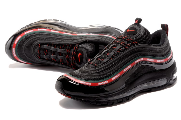 pretty nice 3e7c2 37945 Big Sale Undefeated x Nike Air Max 97 OG In Black 2018