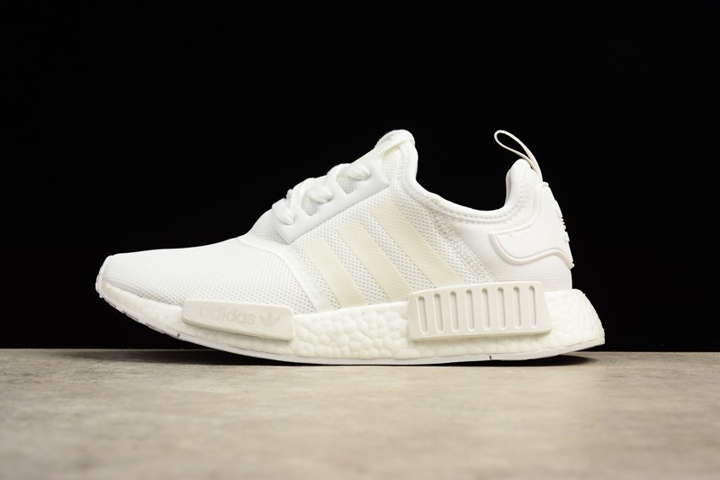 Lifestyle Shoes Adidas Nmd R1 Shoes Ba7245 Running White