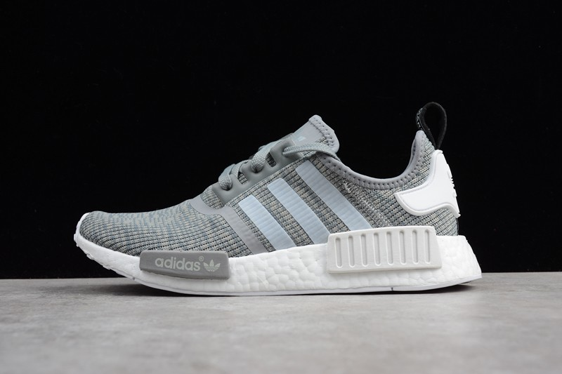 Men S Adidas Nmd R1 Glitch Camo Grey Bb2886 In Stock Sneakers