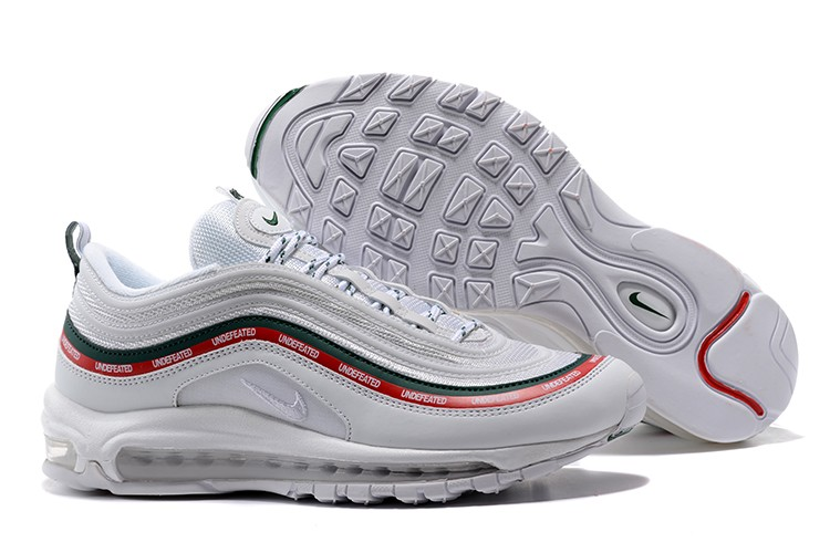 Cheap Mens and Womens Undefeated x Nike Air Max 97 OG White ... 6e275ea15b