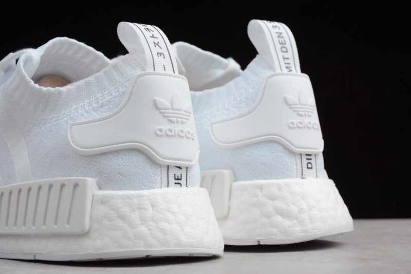 For Men Adidas Nmd R1_Triple All Sizes 8 13 Limited! White