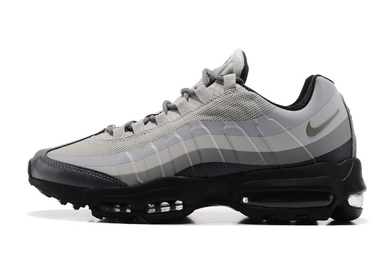 be1820c95f New Nike Air Max 95 Colorways Grey/Black sports shoes For Sale ...