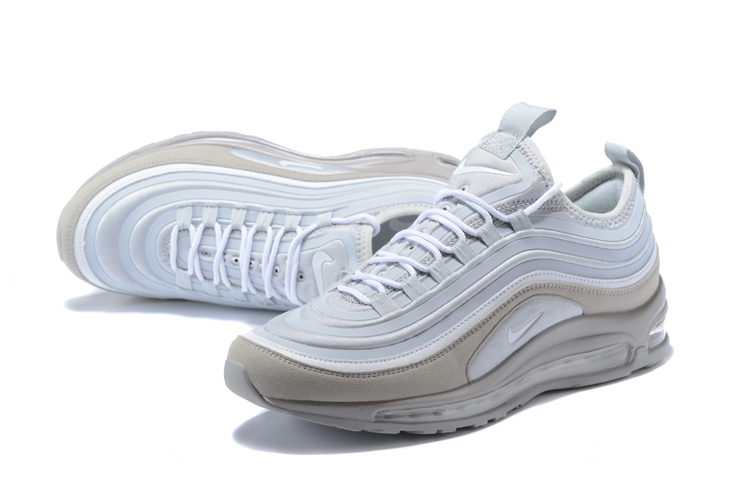 6dddc516dcc New Release Nike Air Max 97 UL  17 SE Ultra Pure Platinum Wolf Grey ...