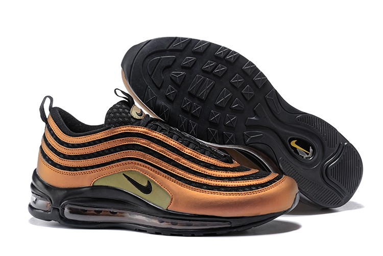 separation shoes 5dfeb 09dc2 Skepta x Nike Air Max 97 Ultra 17 Multi-Color/Black-Vivid Sulfur Mens Size