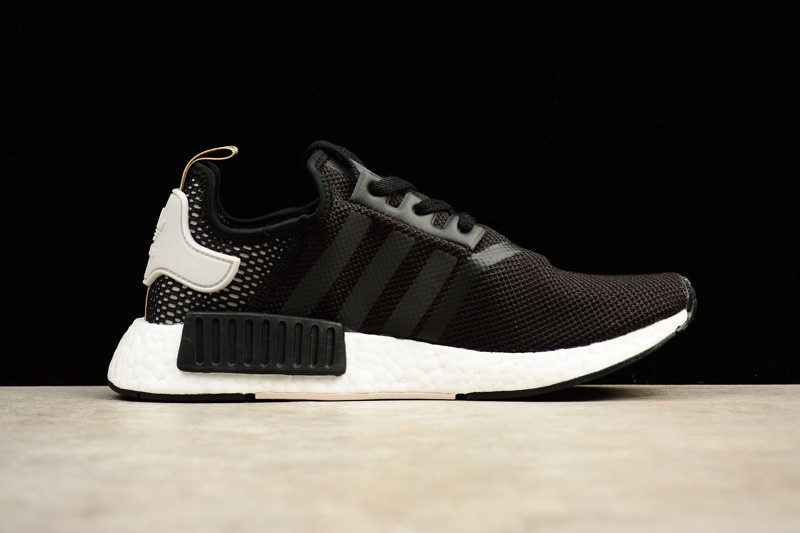 buy popular 2643b d561e Top Quality Adidas NMD R1 Black Ice Sports Shoes BA7751