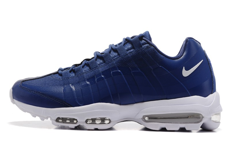 b0d71bcd1b9c Top Quality Nike Air Max 95 Ultra Essential Blue White In Stock ...