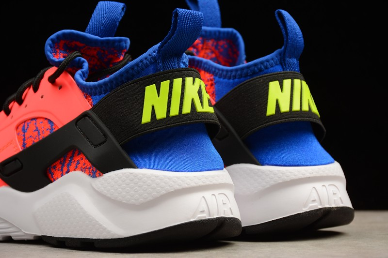 online store 42f77 40784 2018 New Release Nike Air Huarache Run Ultra 753889-996 Pink/Blue/White  Sports Shoes