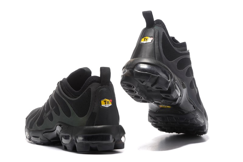 Best Nike Air Max Plus TN Ultra Black Anthracite 898015 002 Sneakers For Sale