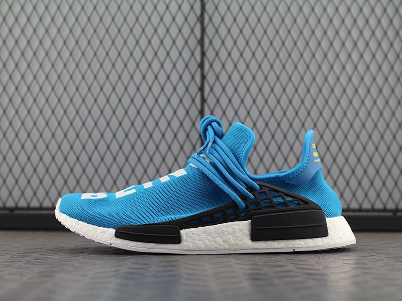 sports shoes 4ab55 35a81 Best Pharrell Williams x Adidas NMD Human Race Shoes