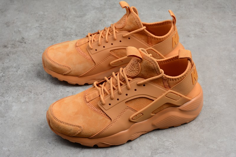 607ea61903 Best Quality Nike Air Huarache Wheat-Colored Running Shoes Sneakers ...