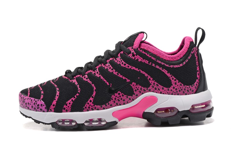 e2c66441c Best Sell Nike Air Max Plus TN Black Pink White 881560-439 Women s Sneakers