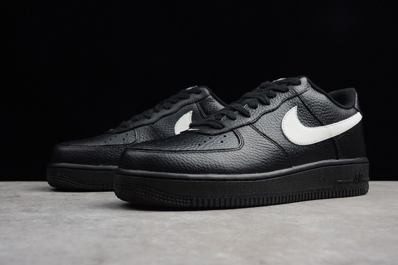8e8a85d26776 Cheap Nike Air Force 1 Low Black White Mens New Shoes AA4083-001 ...