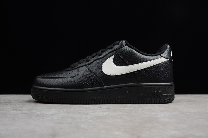 watch 26d47 e4901 Cheap Nike Air Force 1 Low Black/White Mens New Shoes AA4083-001