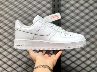 Classic Nike Air Force 1 All White 315122-111 Casual Sneakers For Sale