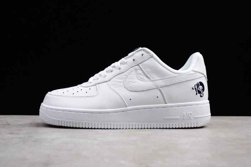 Classic Nike Air Force 1 White A01070-101 Womens Mens Casual Sneakers ae71c39d6255