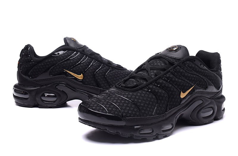 Nike Air Max Plus TN Ultra Black/Gold