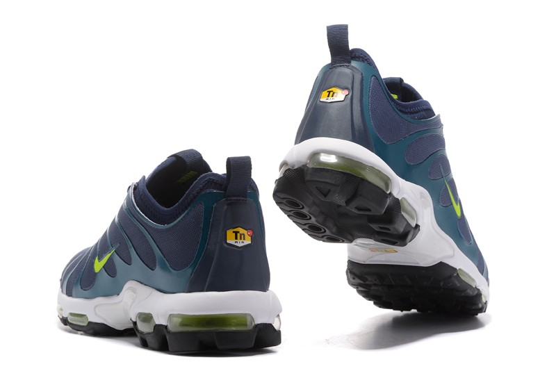 amanecer molestarse imponer  High Quality Nike Air Max Plus TN Ultra Blue/Green 881560-412 Men's Shoes  On Sale   Sneakers Big Sale