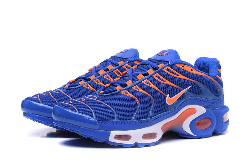 High Quality Nike Air Max Plus Tn Ultra Royal Blue Orange Men S