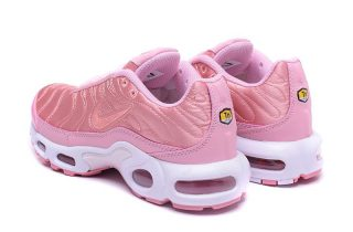Hot Selling Nike Air Max Plus TN Pink/White Women's Running Shoes ...