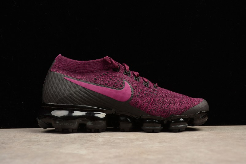 Hot Selling Nike Wmns Air VaporMax Flyknit Purple 849557-605 Running ... f478f2048986