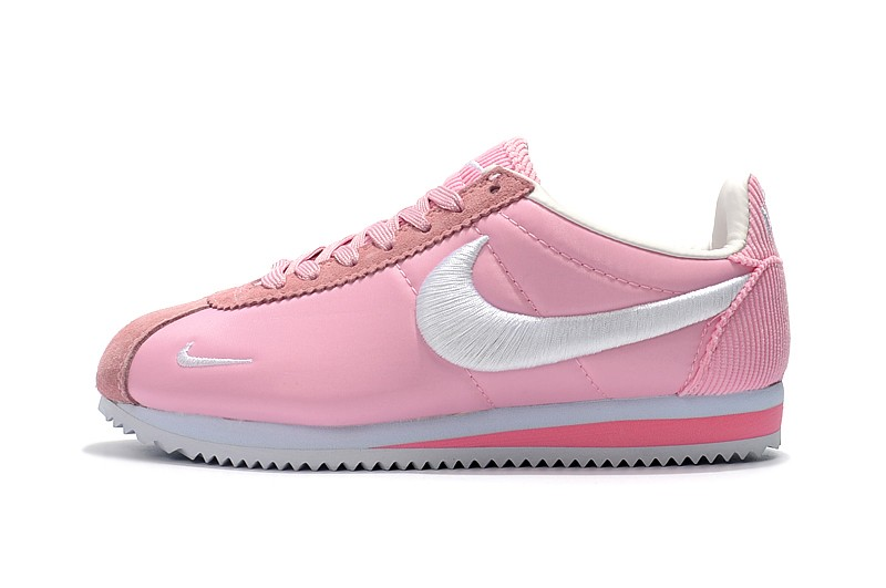 Best Sell Nike Cortez Rose Pink/White