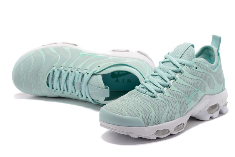 bcbbcd6c9f Most Popular Nike Air Max Plus TN Ultra Jade/White Women's Running Shoes