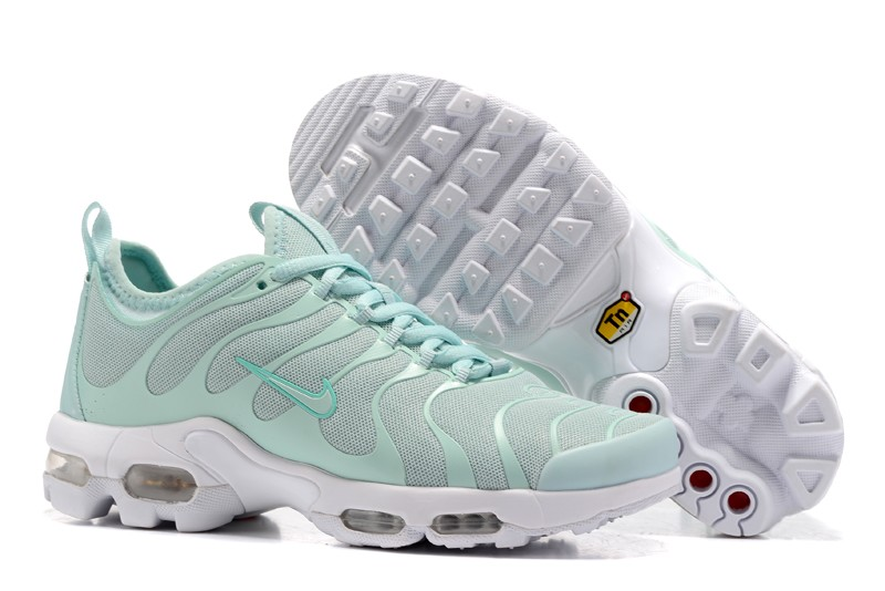 52ef52a4f73 Most Popular Nike Air Max Plus TN Ultra Jade White Women s Running Shoes