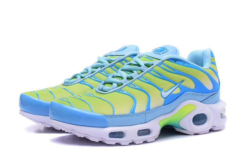 nike air max bw womens blue yellow