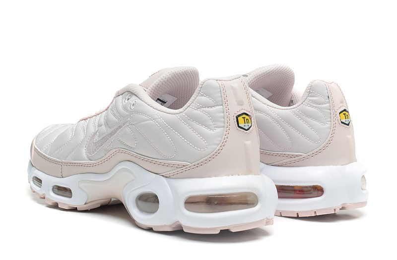 big sale 8ebd1 a977b New Arrival Nike Air Max Plus TN Ultra Light Pink/White Running Shoes  Sneakers