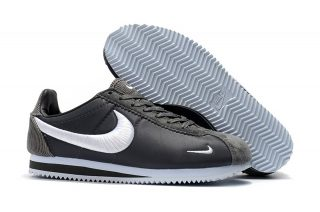 Mula escapar Surtido  New Arrival Nike Cortez Nylon Dark Gray/White Running Shoes Sneakers For  Sale | nike kids flex 2015 run wide sneakers 2017 release