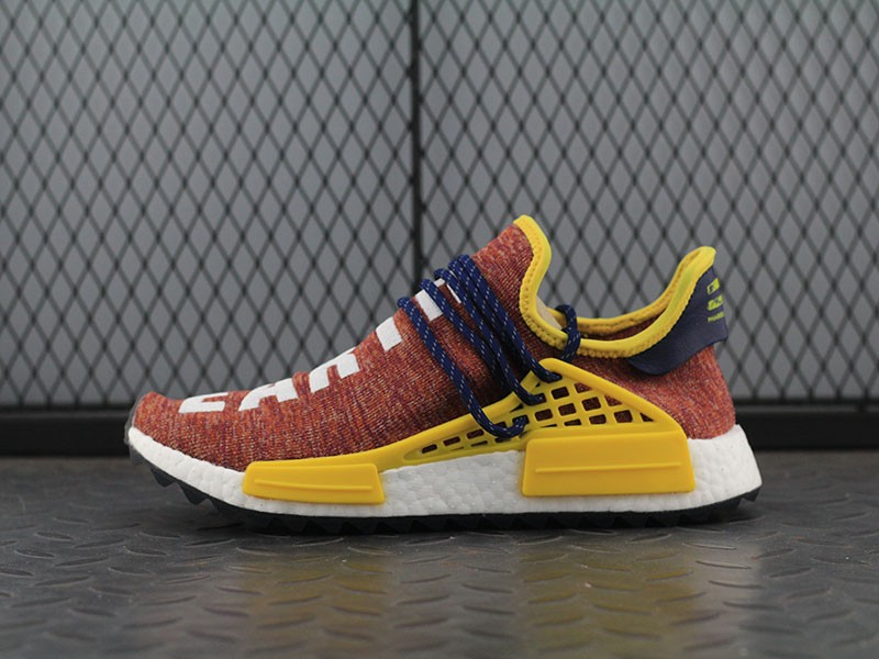 check out 67eb3 a9162 New Men's Pharrell x Adidas NMD Human Race Color Knit