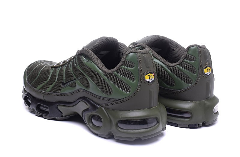 ef57b82940 ... spain newest nike air max plus tn olive green 6909e 89b19 ...