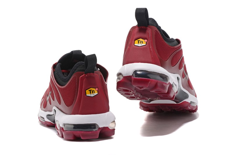 39beac421a98a Newest Nike Air Max Plus TN Ultra University Red Black-White 898015-600 Men s  Shoes