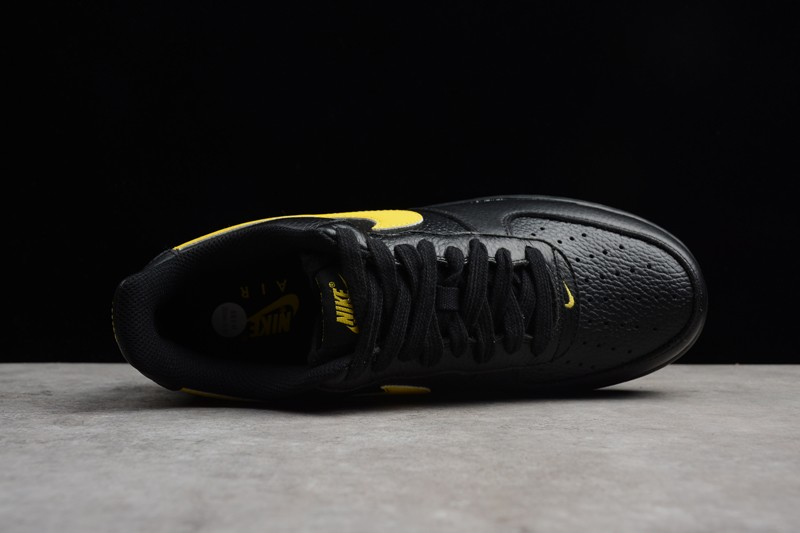 buy popular c9635 31eb6 ... where to buy nike air force 1 black amarillo e6bf0 773a6