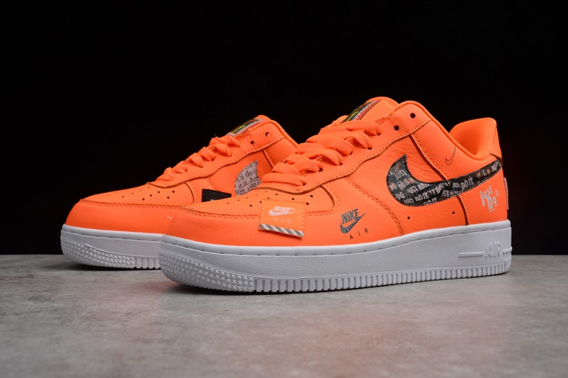 nike air force 1 just fo it