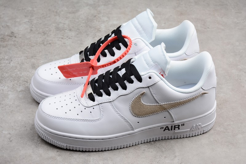 new arrival c4339 33d93 Nike Air Force 1 Low White AA8152-700 ...