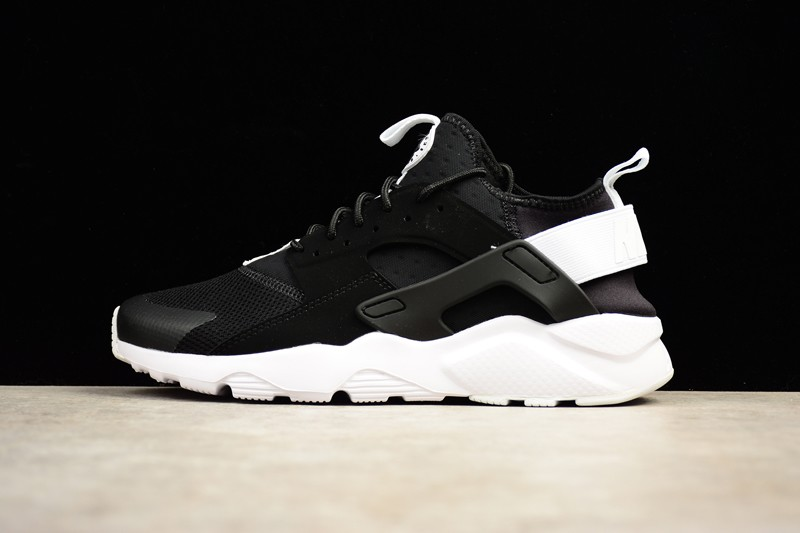 new style 0b6b3 89cfa Nike Air Huarache Run Ultra 752703-992 Black White ...