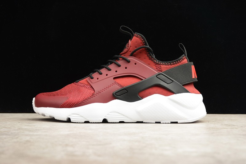 0e6349d4f430 Nike Air Huarache Ultra Gym Red White 819685-601 Men s Running Shoes  Trainers