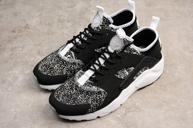 white huaraches with pattern