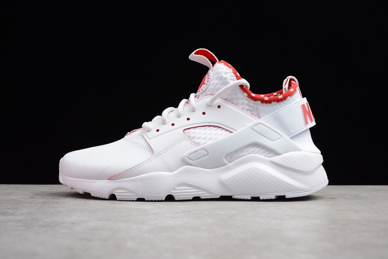 d89d227608c56 Nike Air Huarache White Varsity Red 875841-116 Sport Casual Running ...