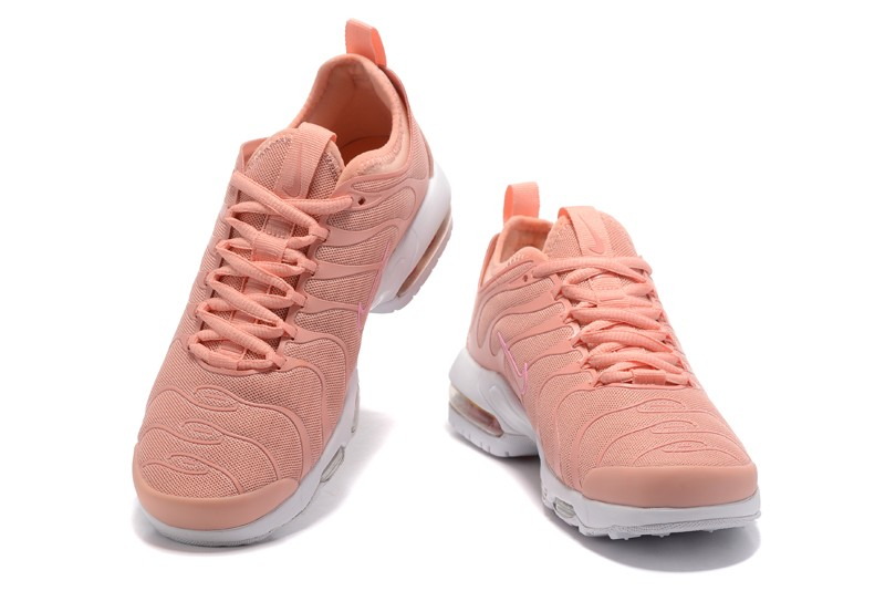 separation shoes f37f9 bcc96 Nike Air Max Plus TN Breathe Arctic Orange Summit White 898014-800 Women s  Running Shoes