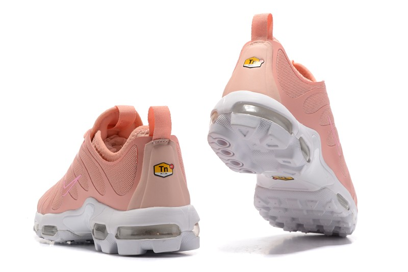 size 40 a3314 6111f Nike Air Max Plus TN Breathe Arctic Orange/Summit White 898014-800 Women's  Running Shoes