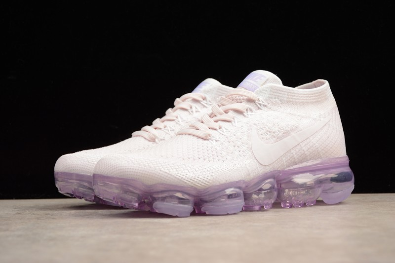 lowest price 2fa00 08458 Nike Air VaporMax Flyknit Light Violet 849557-501 Women's Running Shoes