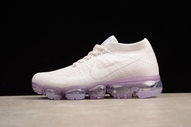 b9c2bfe2ad7a15 Nike Air VaporMax Flyknit Light Violet 849557-501 Women s Running Shoes