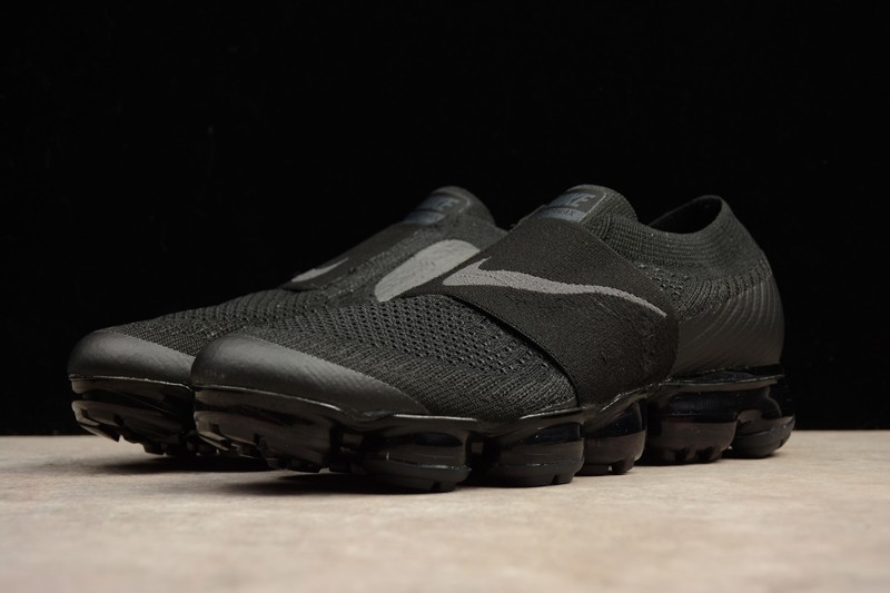 Nike Air Vapormax Flyknit Triple Black Ah3397 004 Running Shoes For