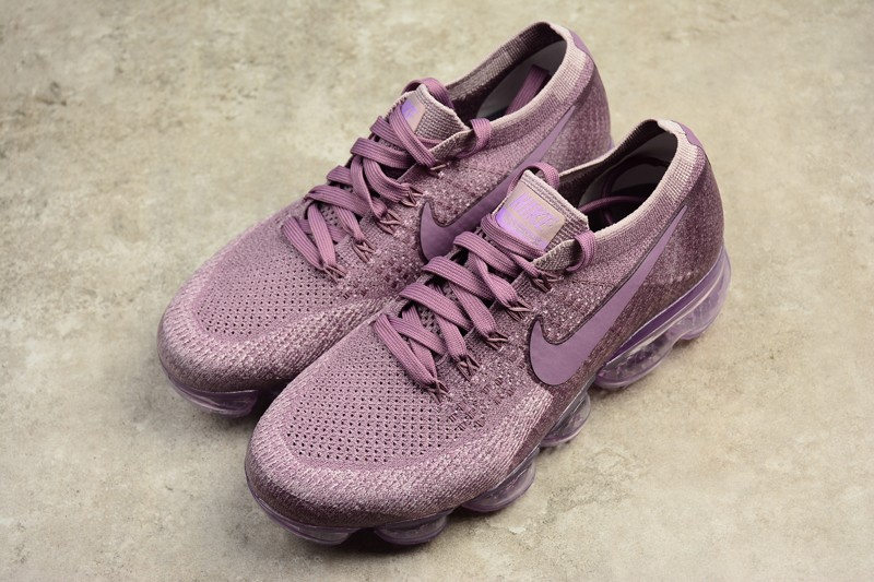 4c33f2cd444be Nike Air VaporMax Violet Dust-Plum Fog 849557-500 Women s Running Shoes