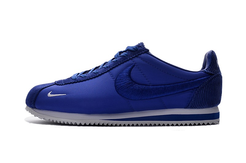 new concept c48ba 0e62b New This Year Nike Classic Cortez Nylon Embroidery Leisure Shoes ...